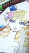 ●叙情画・少女画を描こう●