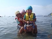 鎌倉太郎と元気な子供たち