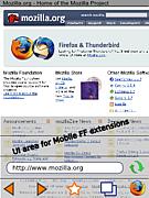 Mobile Firefox (モバイル火狐)