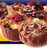 ケーキが大好き!