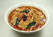 広東麺が好物