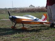RCガソリン飛行機