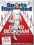 DAVID BECKHAM(ベッカム)
