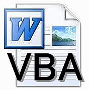 Word VBA 入門