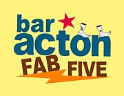 bar  acton fab five