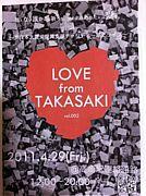 【LOVE from TAKASAKI】