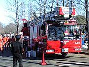 入間市消防団祭り