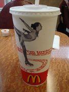 マックのコーラ最高