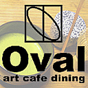 art cafe dining Oval