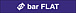難波 bar FLAT