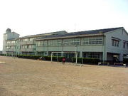 藍住東中学校