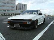 AE86パンダ・トレノ