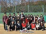 新プール学院大学テニス部