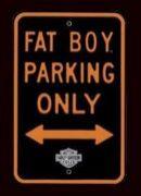 ハーレーダビットソン Fatboy