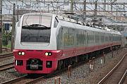 E653系特急形交直流電車
