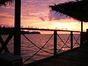 マレーシア マンタナニ島