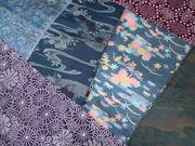 虫食い着物、布の利用法