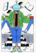 昔の漫画を再読しています。
