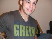GREEN MAN IN BRAZIL