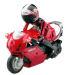 赤いバイク(オンロード)