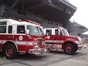 われら米軍消防