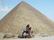 人間ピラミッド(クフ王前)