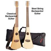 バックパッカーギター