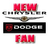 NEW CHRYSLER DODGE FAN