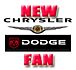 NEW CHRYSLER DODGE FAN