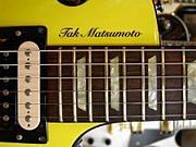 TAK MATSUMOTO signature models