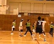 関ヶ原・上石津バスケチーム