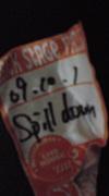 Spill Down