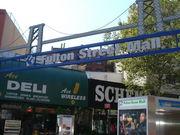 Fulton Street Mall〜in NY〜