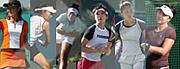 プロテニス選手を応援したい!
