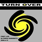 Turnover 浜松 バンド