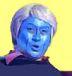 すぐに顔が青くなる人