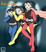 忍少戦隊 Go-Kids