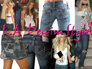 L.A セレブDENIMStyle