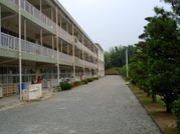 上月中学校
