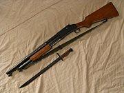 M1897 トレンチガン