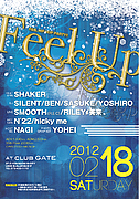 Feel UP 【R&B, HIP HOP PARTY】