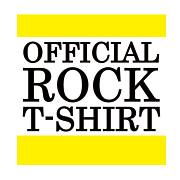 オフィシャルロックTシャツ