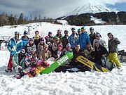 雪板滑走術