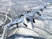 ロシア(ソ連)の戦闘機が好き!