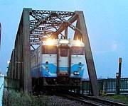 鉄道のある風景
