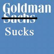 GOLDMAN SUCKS CREW