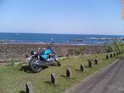 HONDA DREAM CB750Four 九州地区