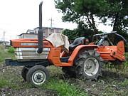 農機具・農業機械・萌え(大好き)