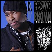 D. Brown