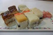 大阪(上方)寿司も頂きます